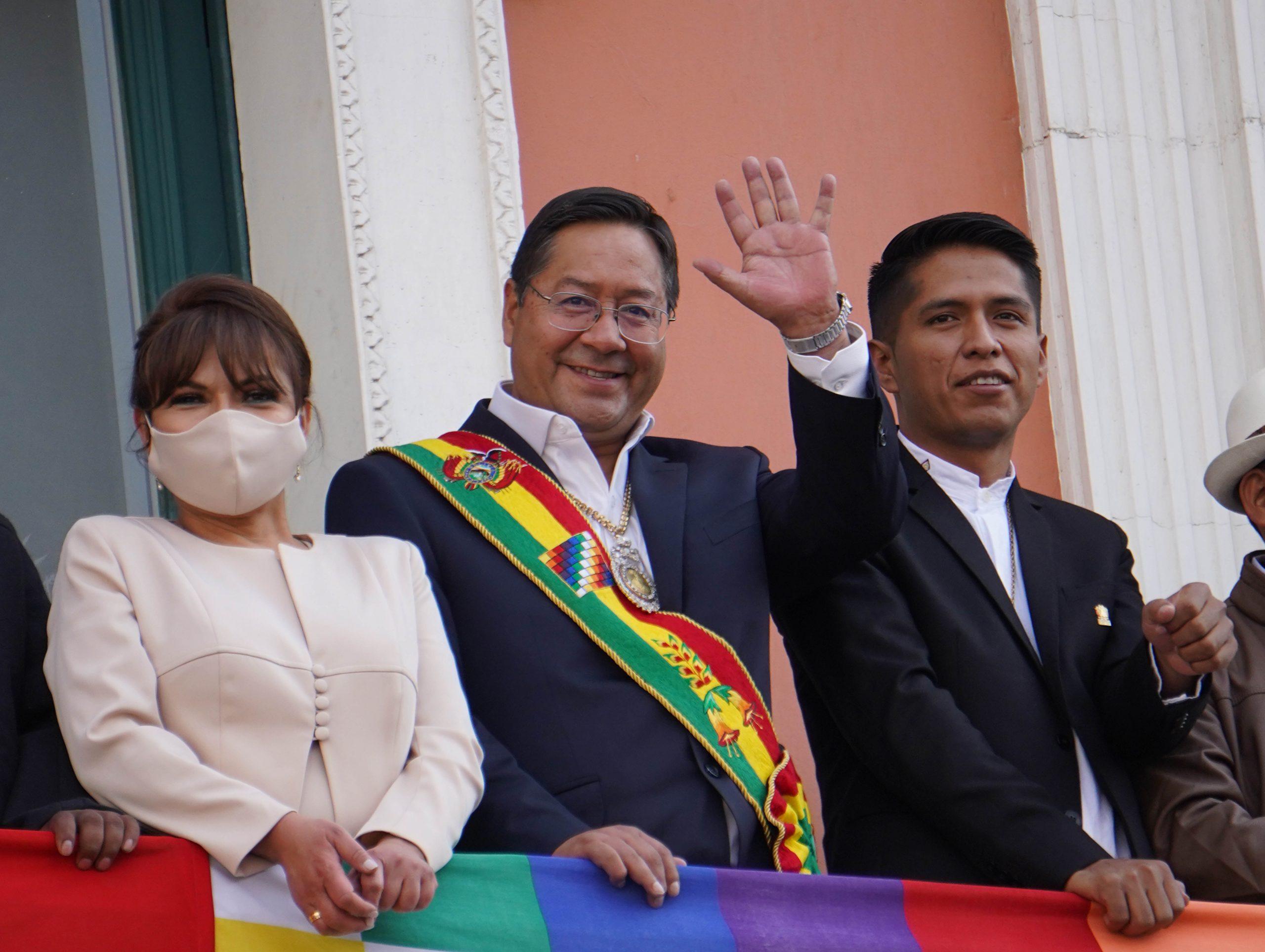 A él sí: AMLO felicita a Luis Arce por su llegada a la presidencia de Bolivia