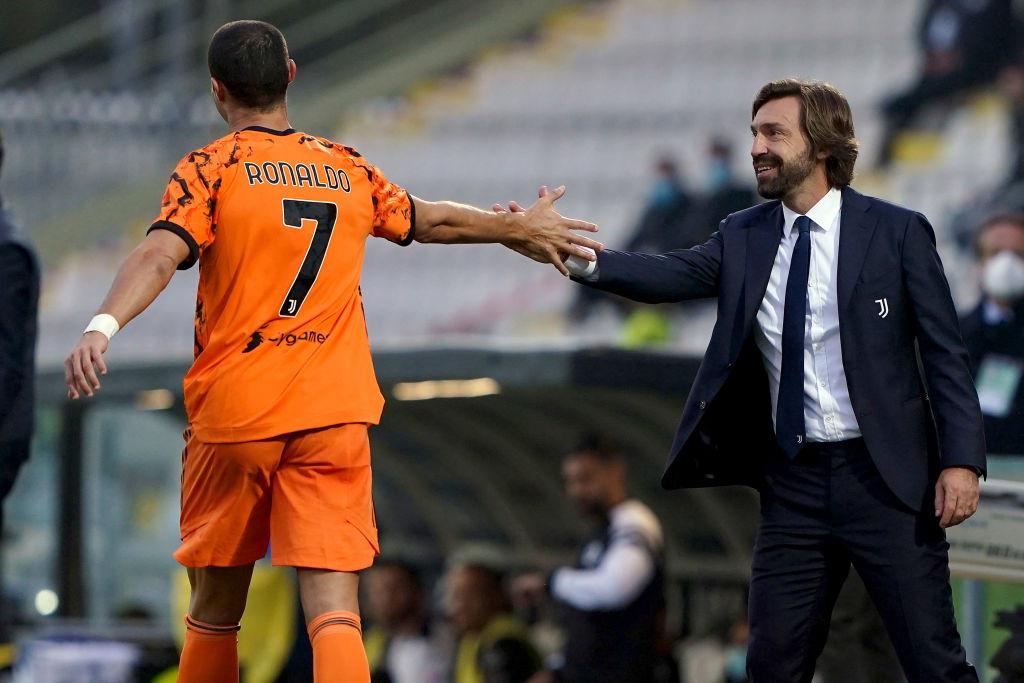"¡Tsssss! Jalón de orejas de Pirlo a Cristiano Ronaldo: ""Hay que ser menos egoístas"""