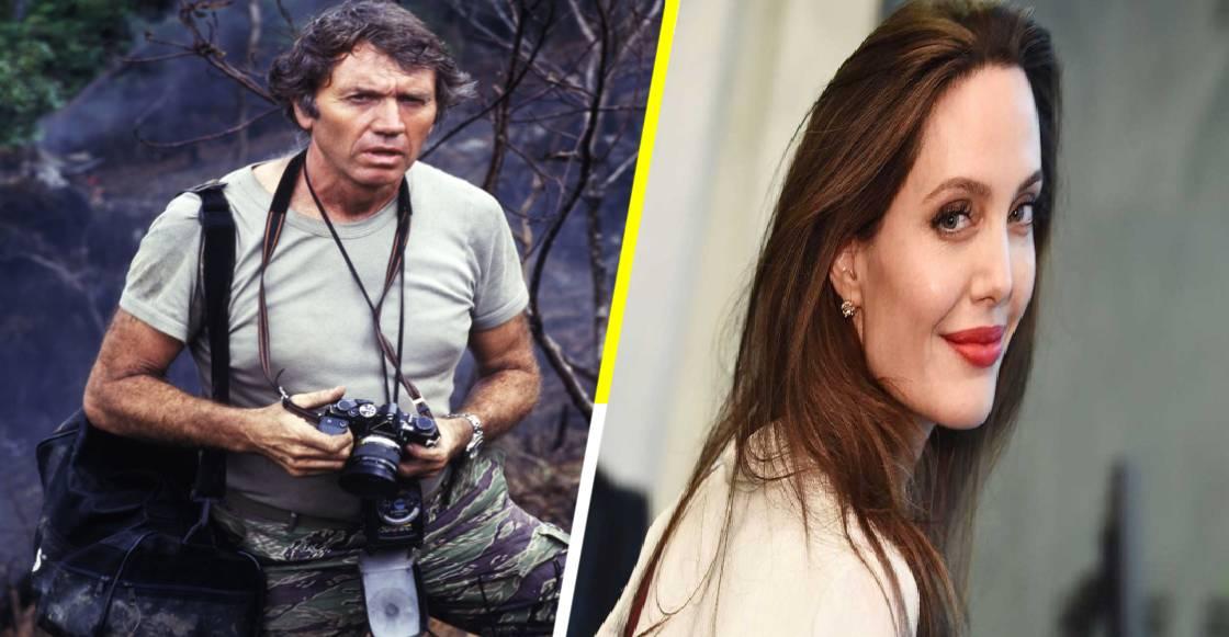 Angelina Jolie llevará la biopic del fotógrafo de guerra Don McCullin a la pantalla grande