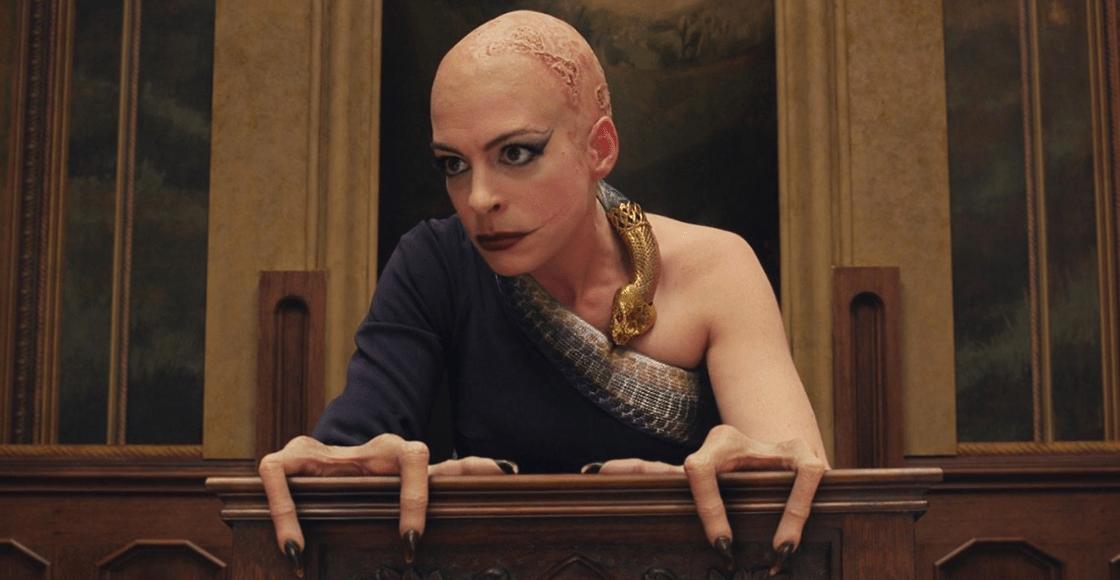 Anne Hathaway se disculpa con las personas con discapacidad por su personaje en 'The Witches'