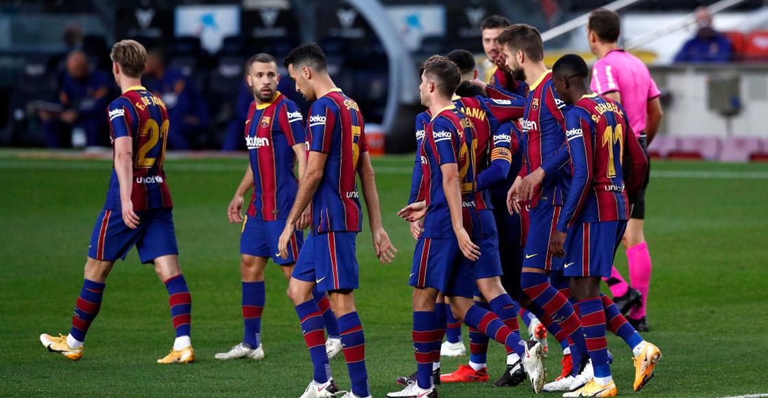 Los 45 de Messi y Lainez sin minutos: El Barcelona derrotó al Betis