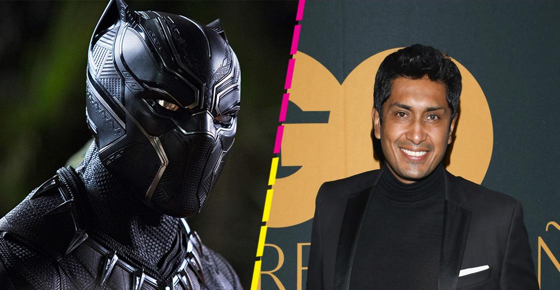 Tenoch Huerta se une como villano al elenco de 'Black Panther 2'