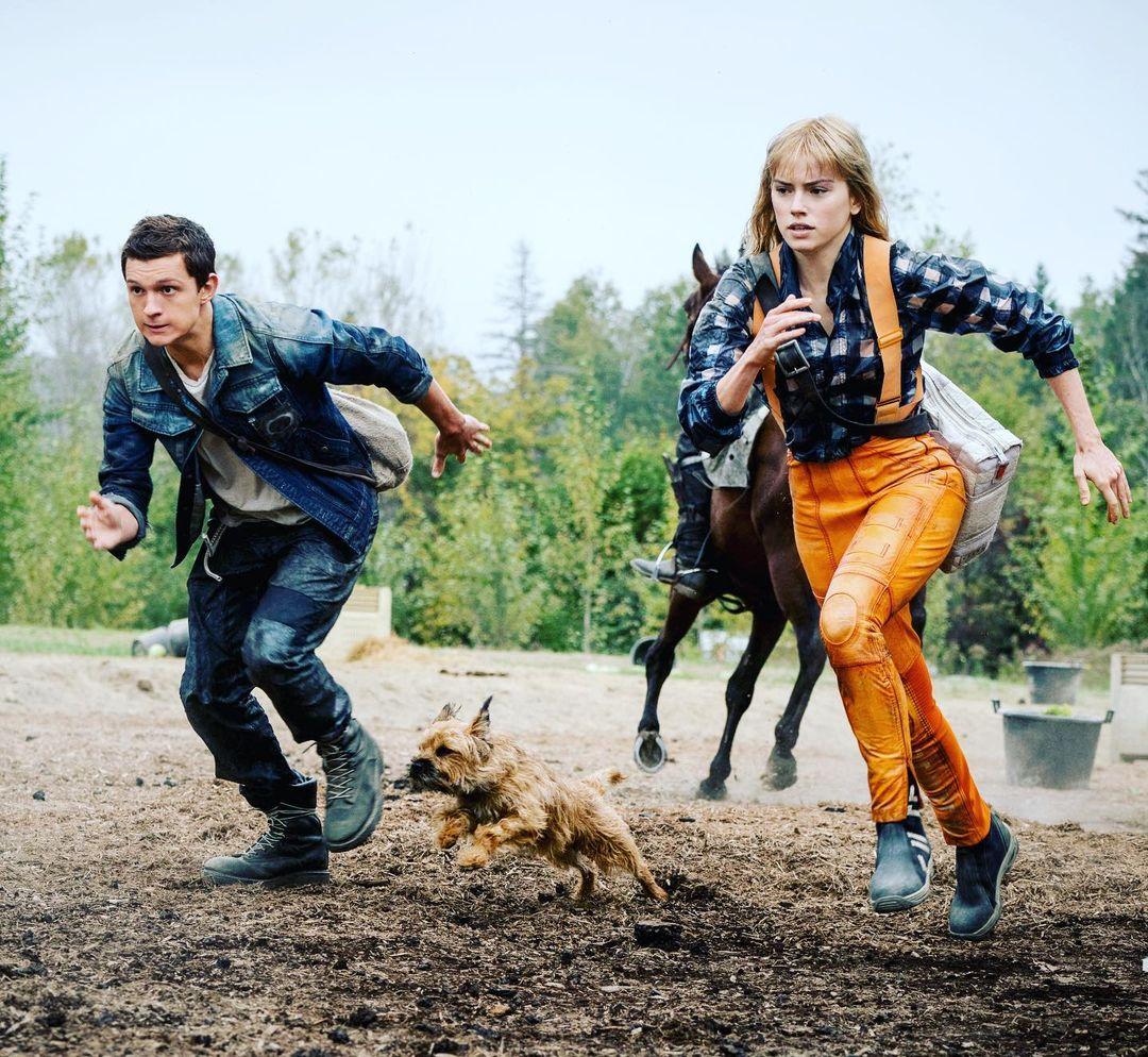 Checa el tráiler de 'Chaos Walking', la nueva cinta de Tom Holland y Daisy Ridley