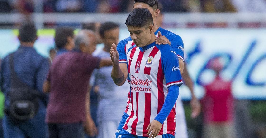 """La promesa que no cumplió 'Chofis' López en Chivas: """"Callarle la boca a todos"""""""