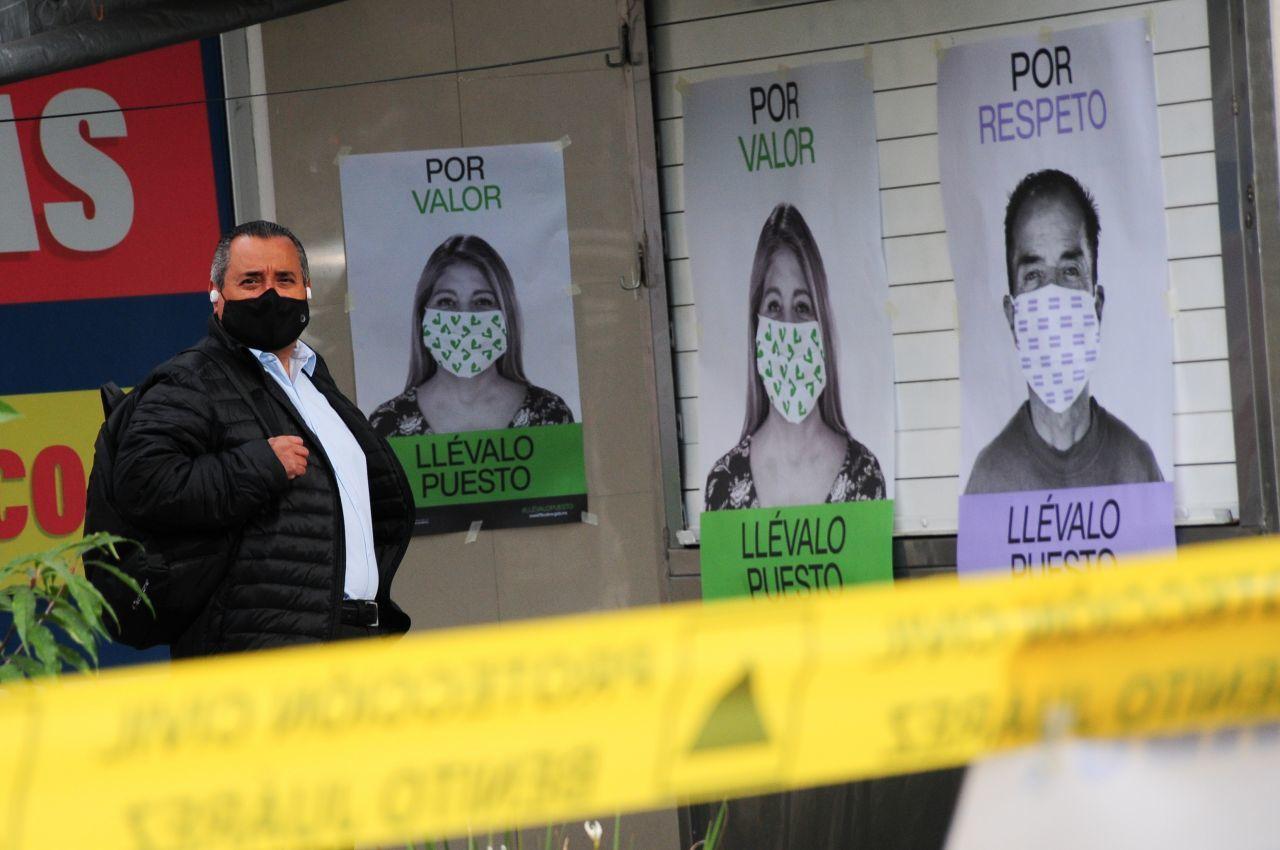 Casos de COVID-19 en México