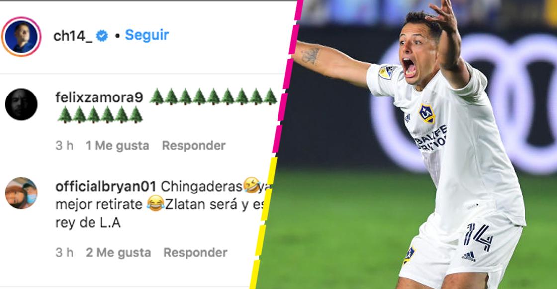 Fanáticos del Galaxy tunden a 'Chicharito' Hernández tras querer 'descansar' luego de su mala temporada