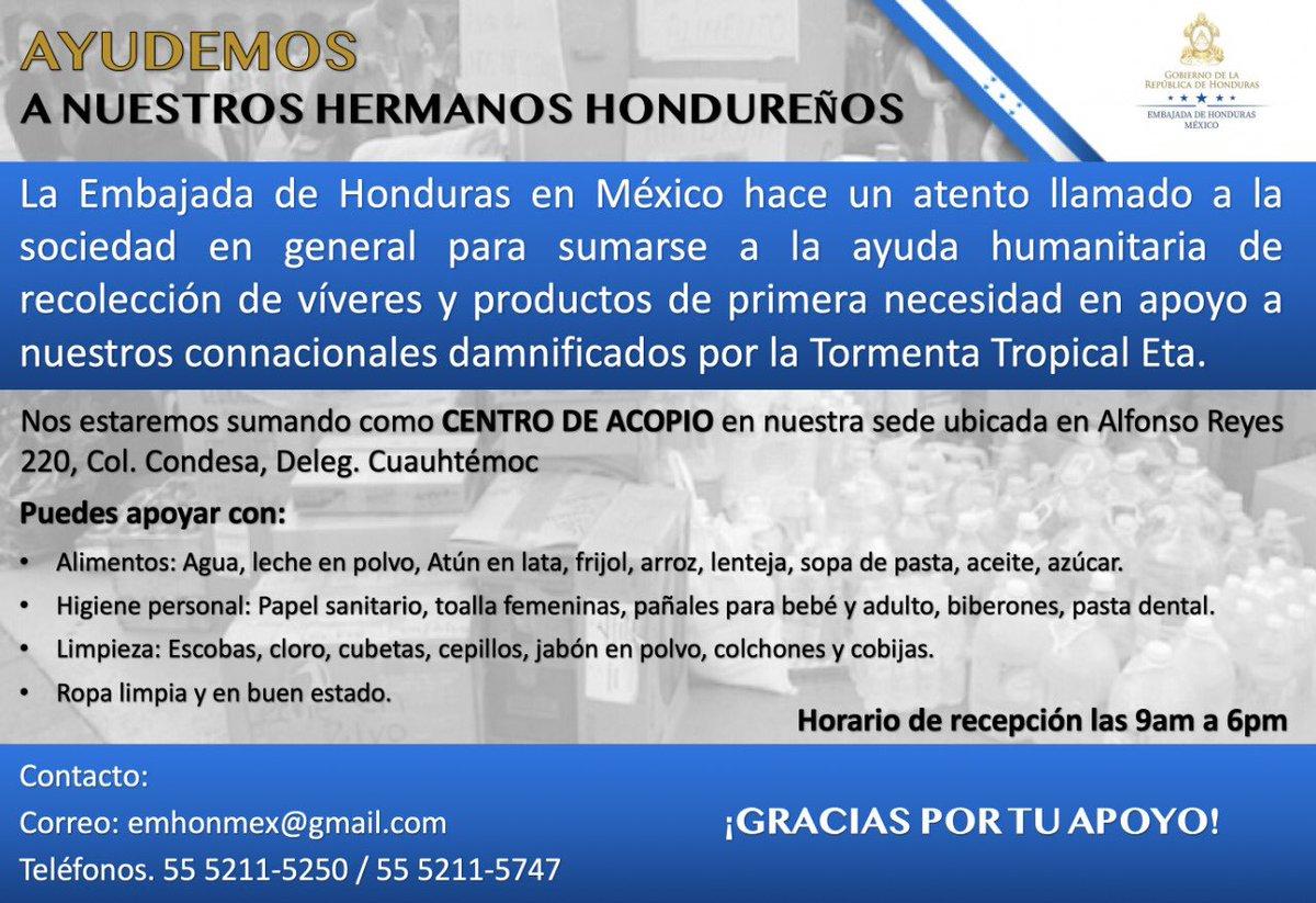 damnificados-honduras-apoyo-embajada-mexico-donar-ayuda