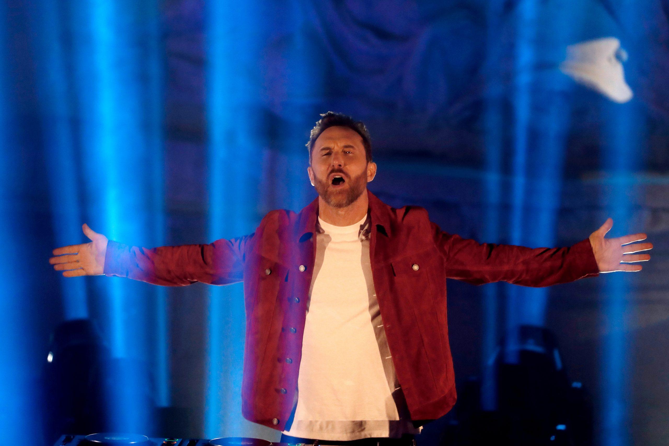 """""""Je veux toujours offrir une expérience unique"""": Une interview avec David Guetta"""