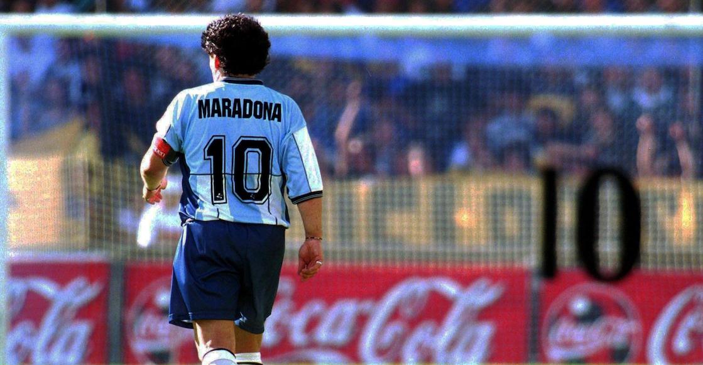 """¡El último deseo de Maradona! Una lápida que diga: """"Gracias a la pelota"""""""