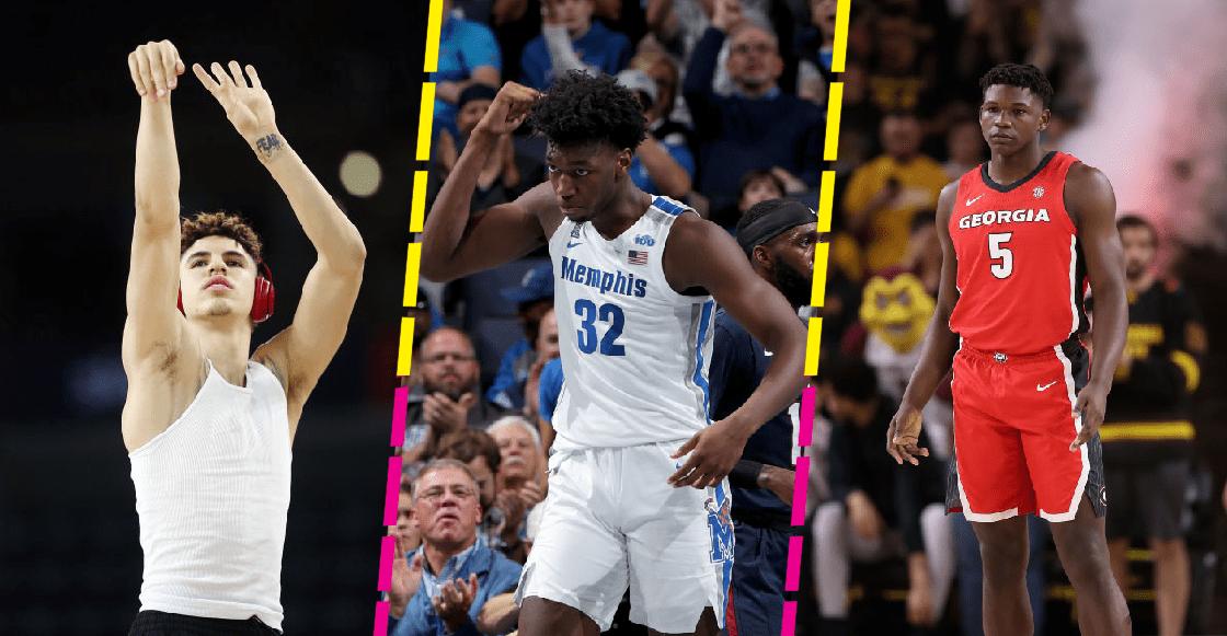 Pásenle a conocer a los 10 principales movimientos del Draft 2020 de la NBA
