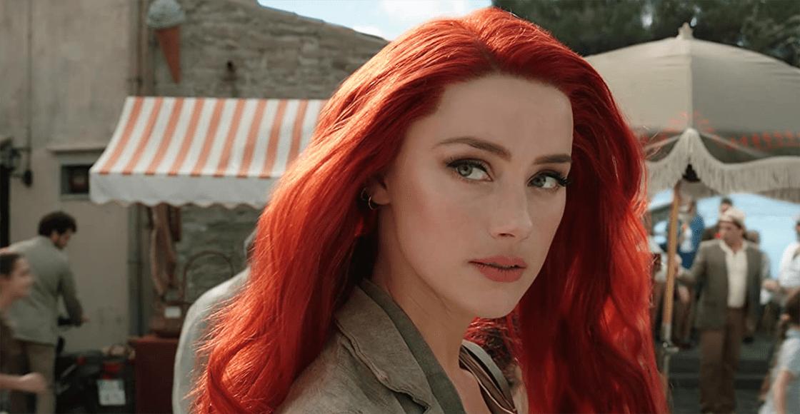 ¿Ojo por ojo? El internet está pidiendo que despidan a Amber Heard de 'Aquaman'