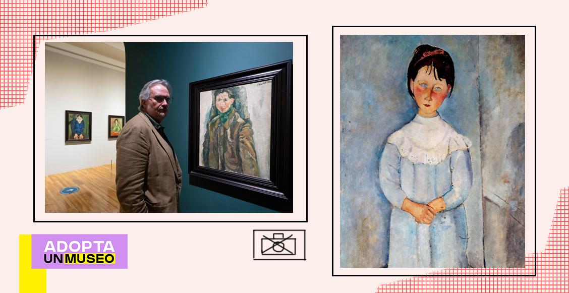 Museo del Palacio de Bellas Artes: Checa el documental 'El París de Modigliani'