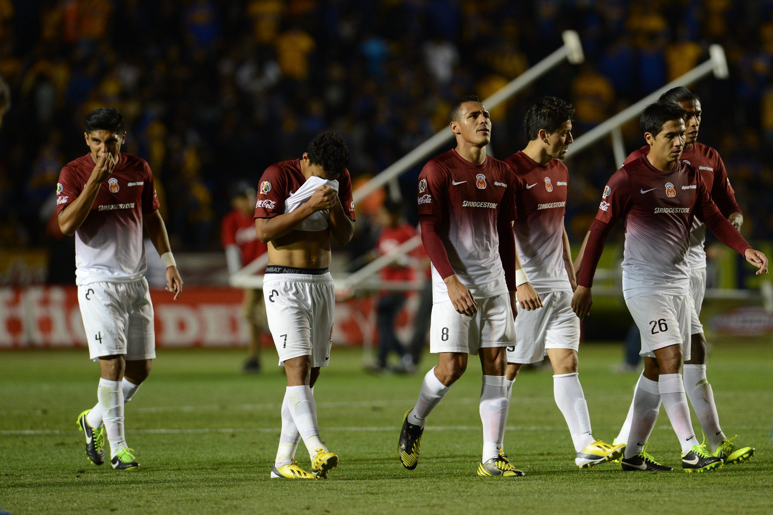 Los equipos que han sido campeones de la Liga MX clasificándose desde el repechaje