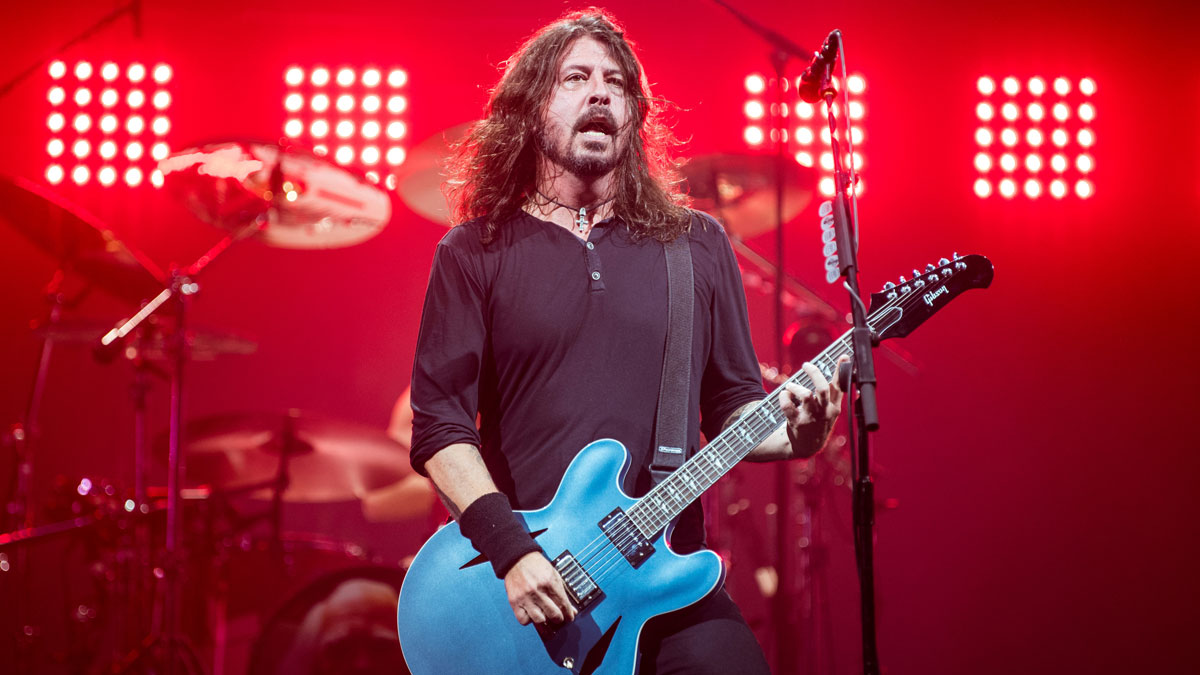 Foo Fighters presentan Shame Shame