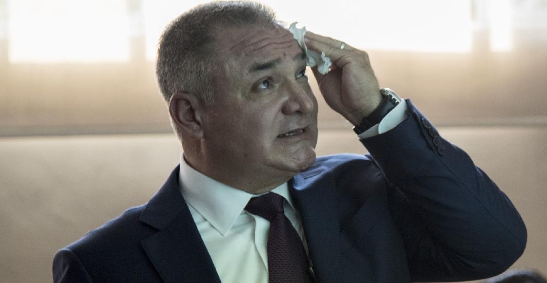 ¿Habrá extradición? Genaro García Luna ya tiene orden de aprehensión en México