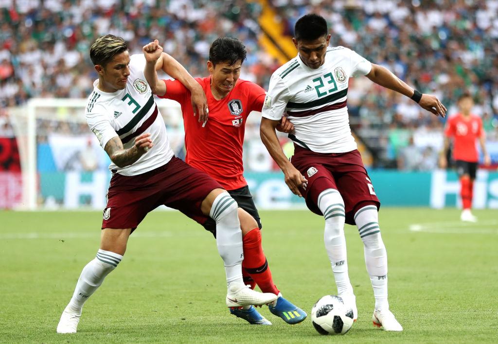 """Heung-Min Son sobre el juego contra México: """"Nos han causado dolor...quiero vencerlos"""""""