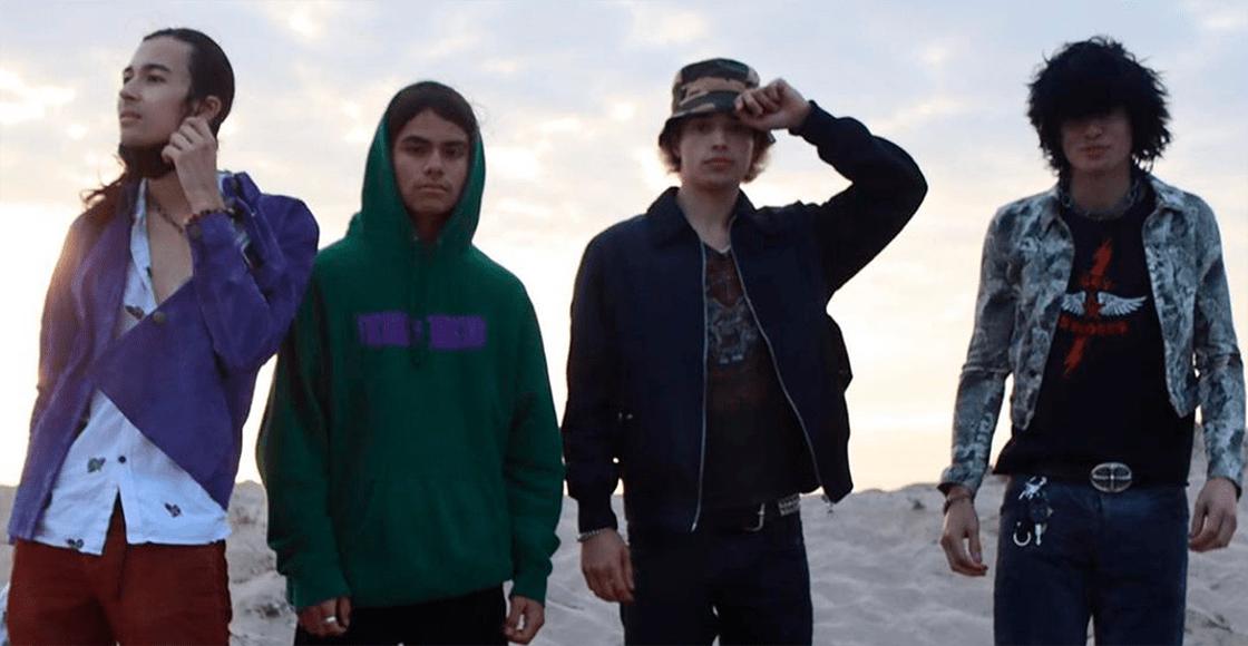 Suspect208: ¡Los hijos de Slash, Scott Weiland y Robert Trujillo armaron una banda!