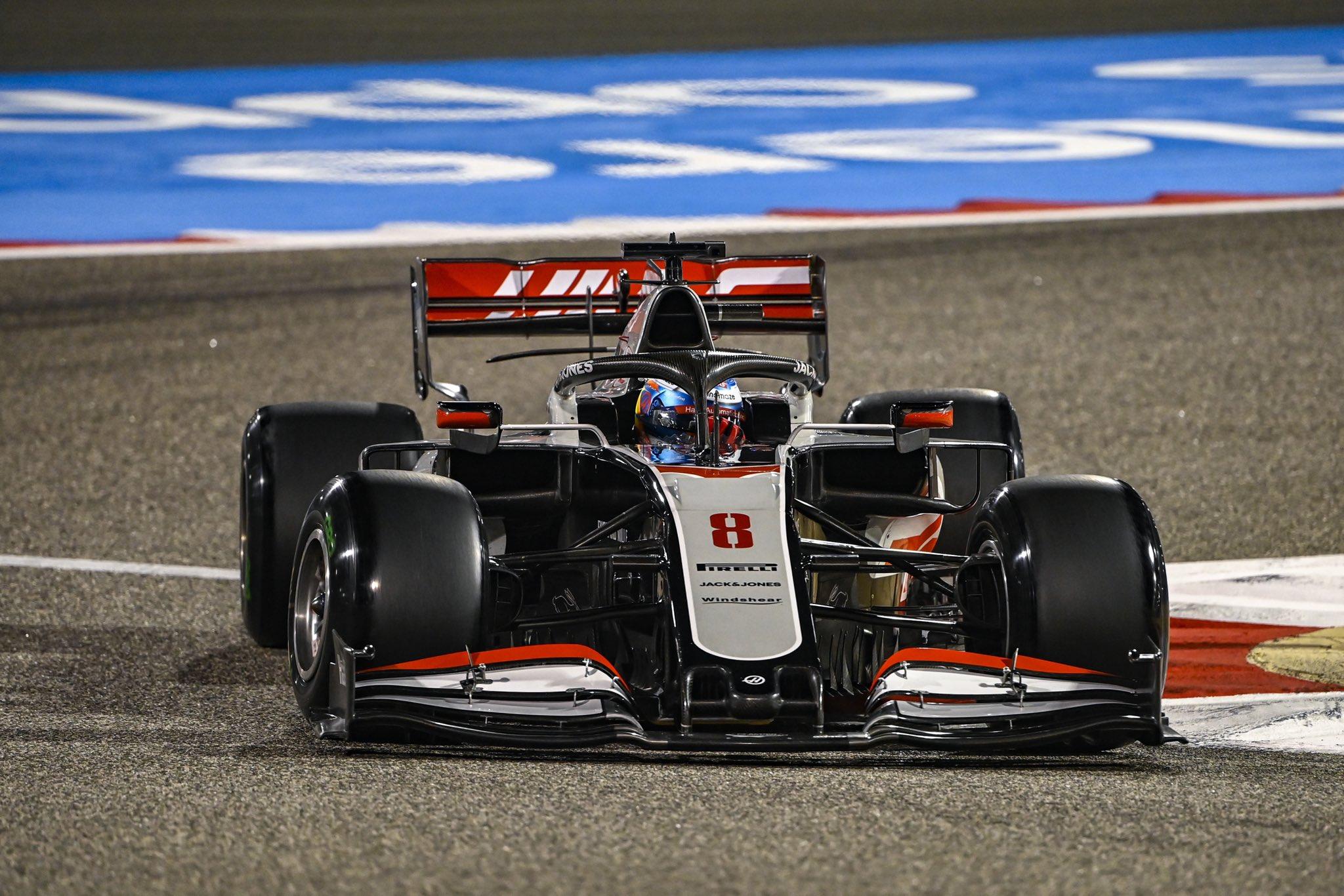 En imágenes y videos: Así se vivió el terrible accidente de Grosjean en el Gran Premio de Baréin