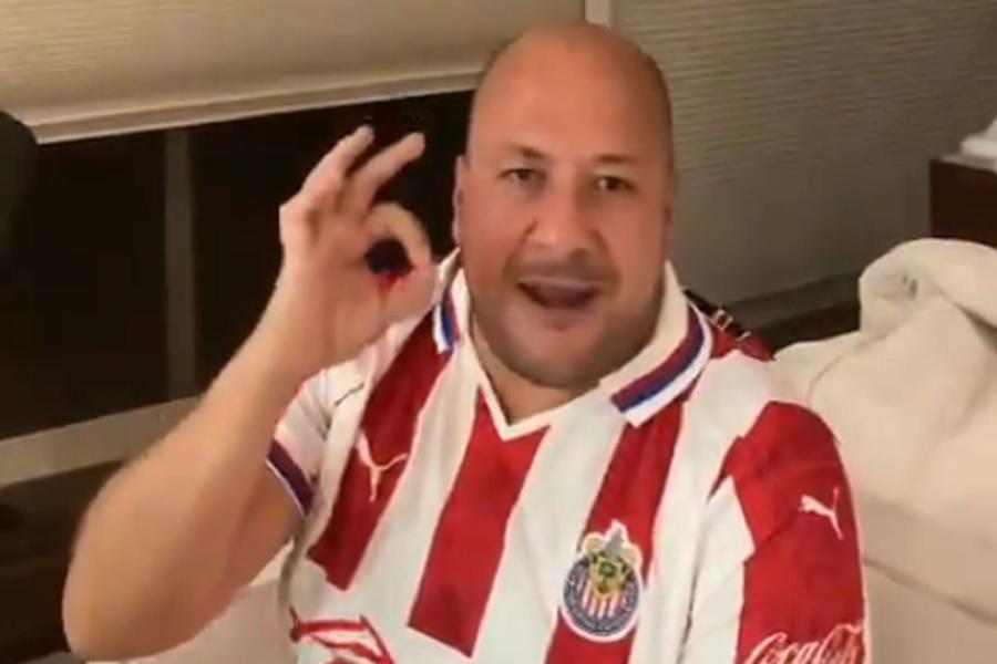 jalisco enrique alfaro akron clasico chivas
