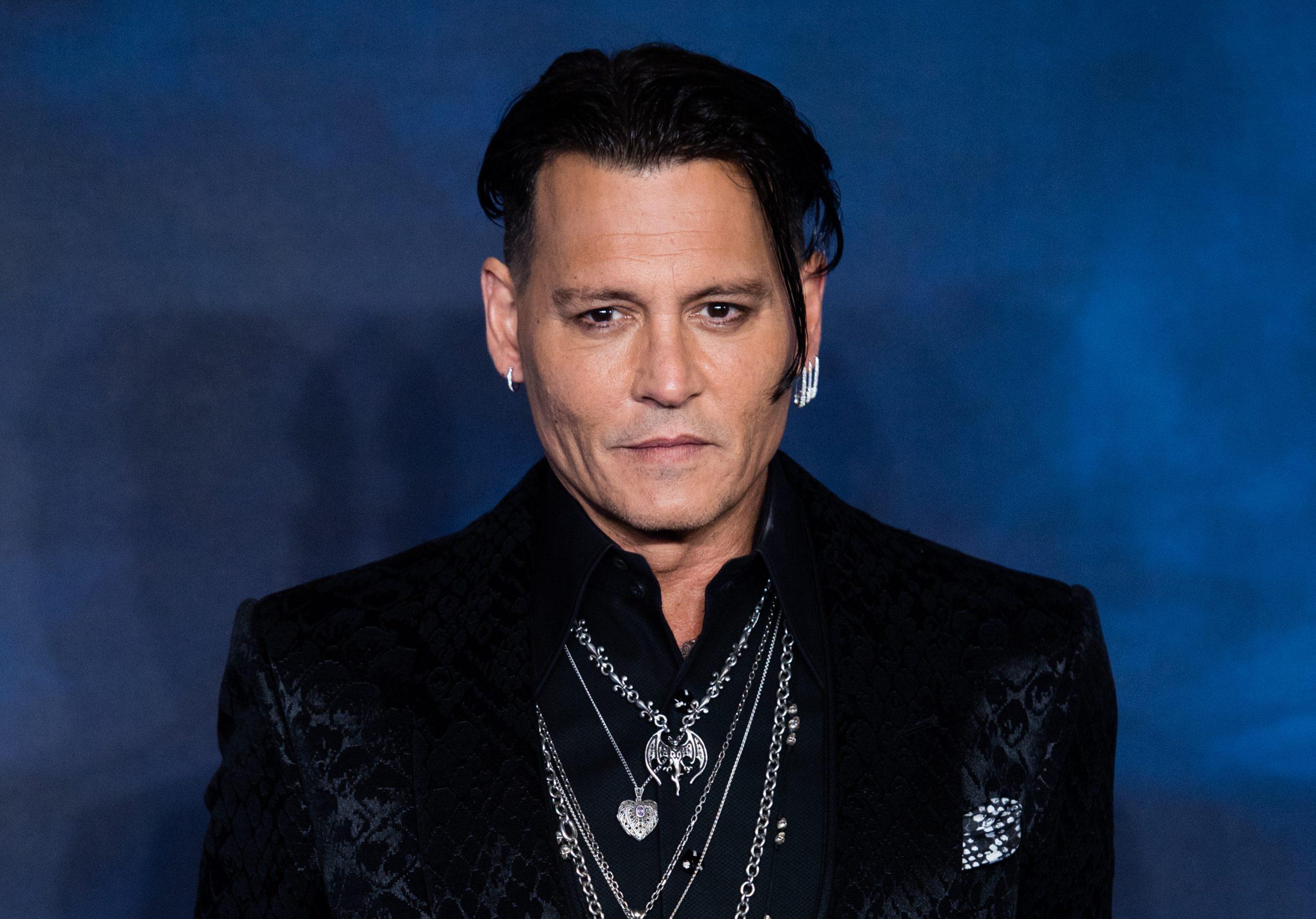Johnny Depp podría cobrar todo el sueldo por su participación en 'Animales Fantásticos 3'