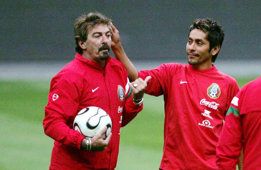 Jorge Campos confiesa que estuvo cerca de jugar en Boca Juniors