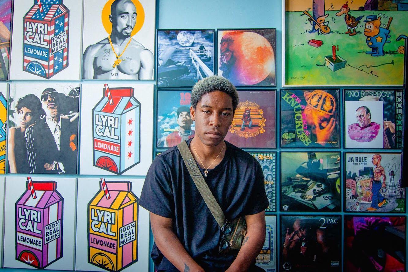 KennyHoopla: El joven que está redefiniendo el rock alternativo en pleno 2020