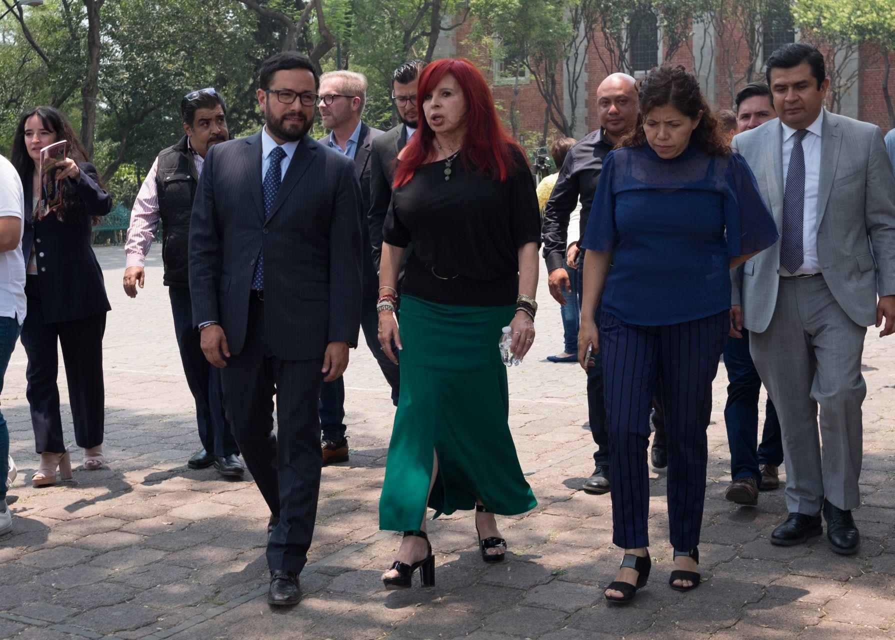 ¿Otra vez? Layda Sansores, alcaldesa de Álvaro Obregón, va por la gubernatura de Campeche
