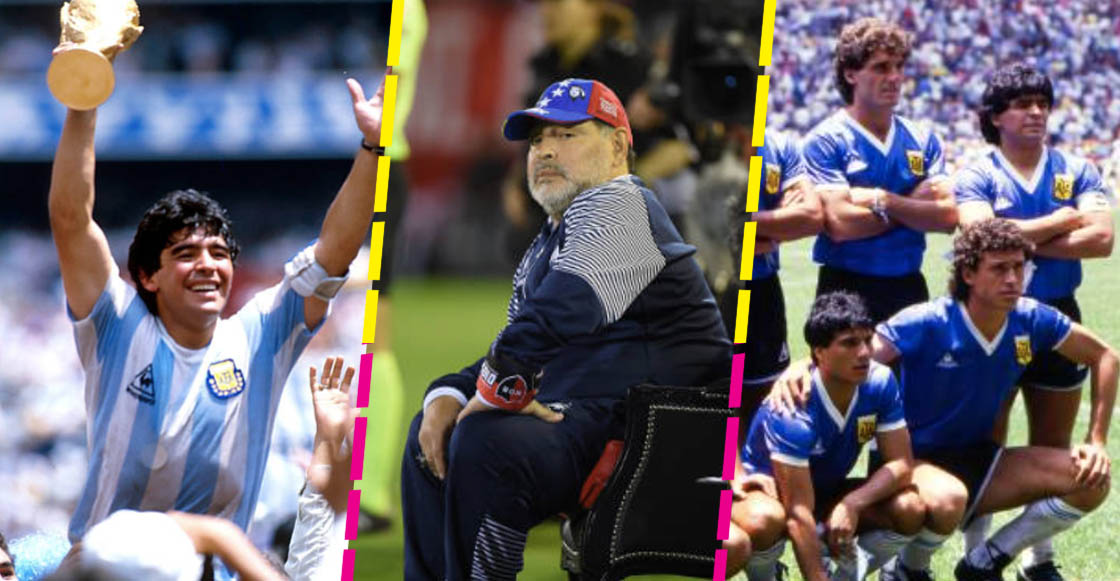 Campeón del mundo, 'La Mano de Dios' y el inmenso legado que Maradona dejó en el futbol