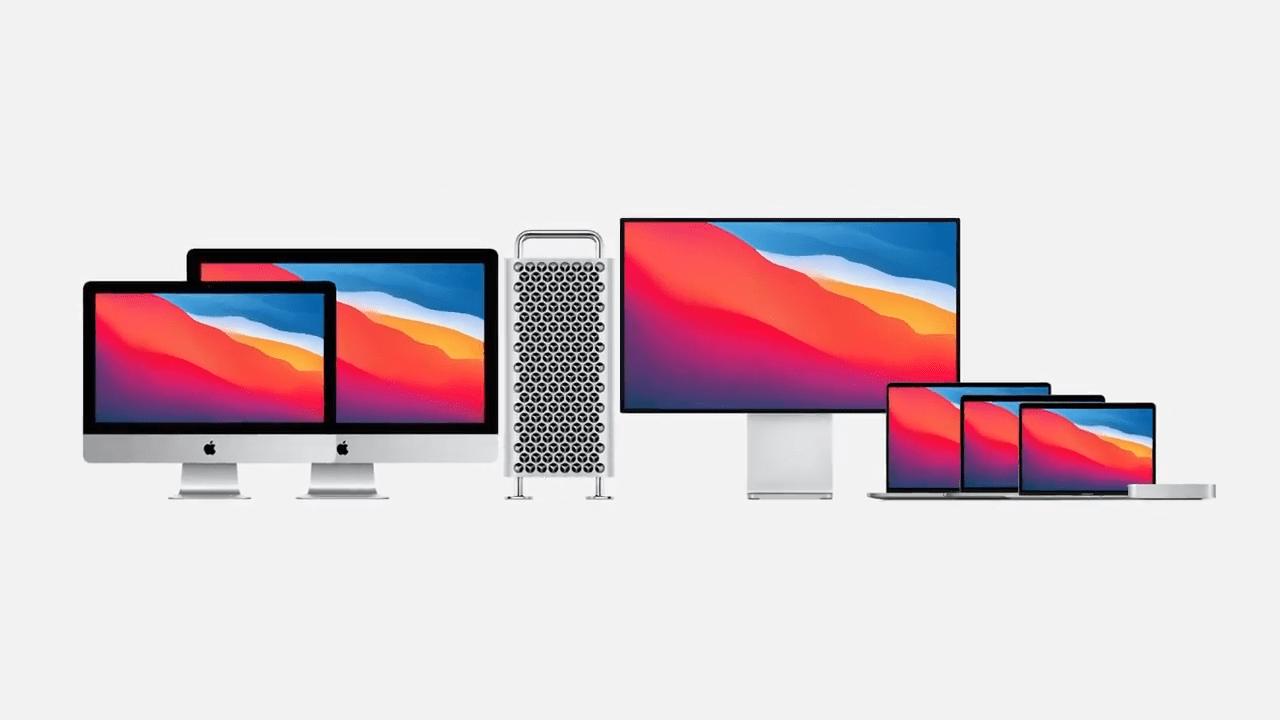 MacBooks última generación