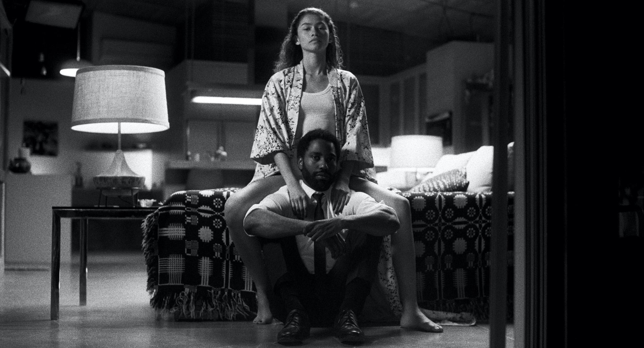 'Malcolm & Marie': Ya hay fecha para la llegada de Zendaya y John David Washington a Netflix