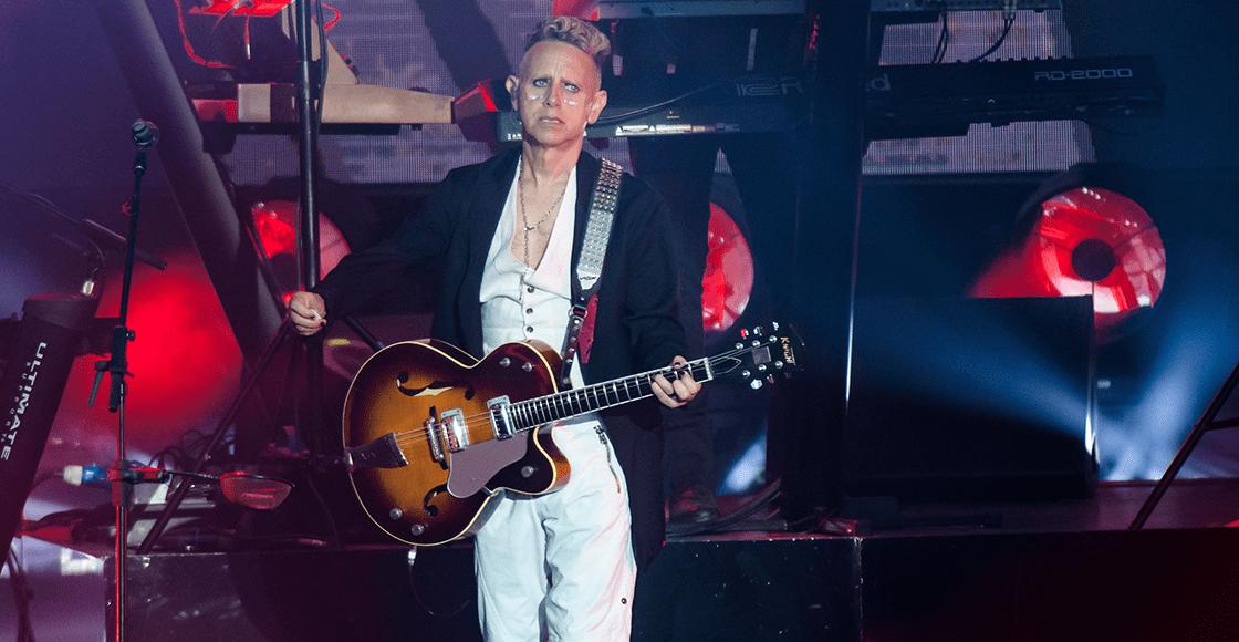 ¡Martin Gore de Depeche Mode lanzará su segundo EP como solista en 2021!