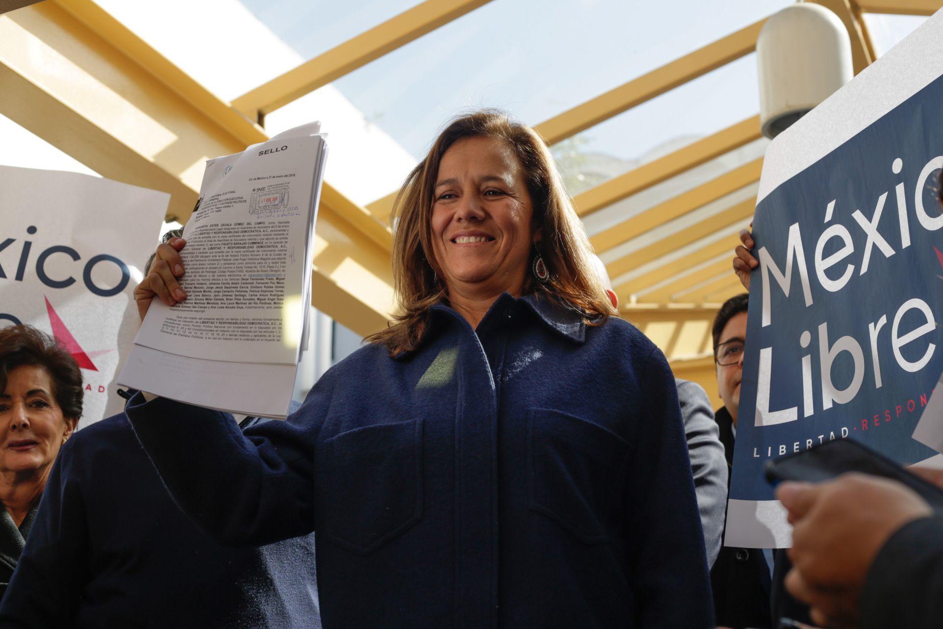 México Libre participará en elecciones de 2021 con independientes o en alianza