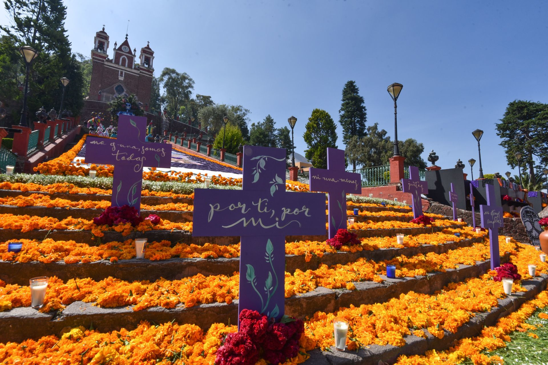 México lleva 6 mil 789 muertes por coronavirus en lo que va de noviembre