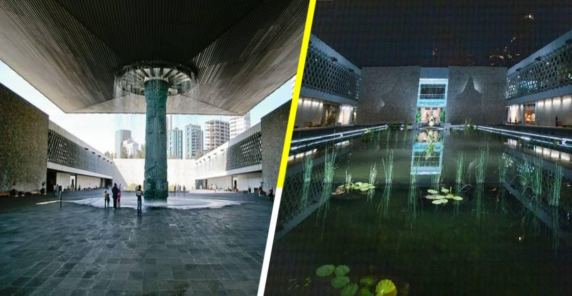 El Museo Nacional de Antropología te espera totalmente renovado y con un sorprendente ajolotario