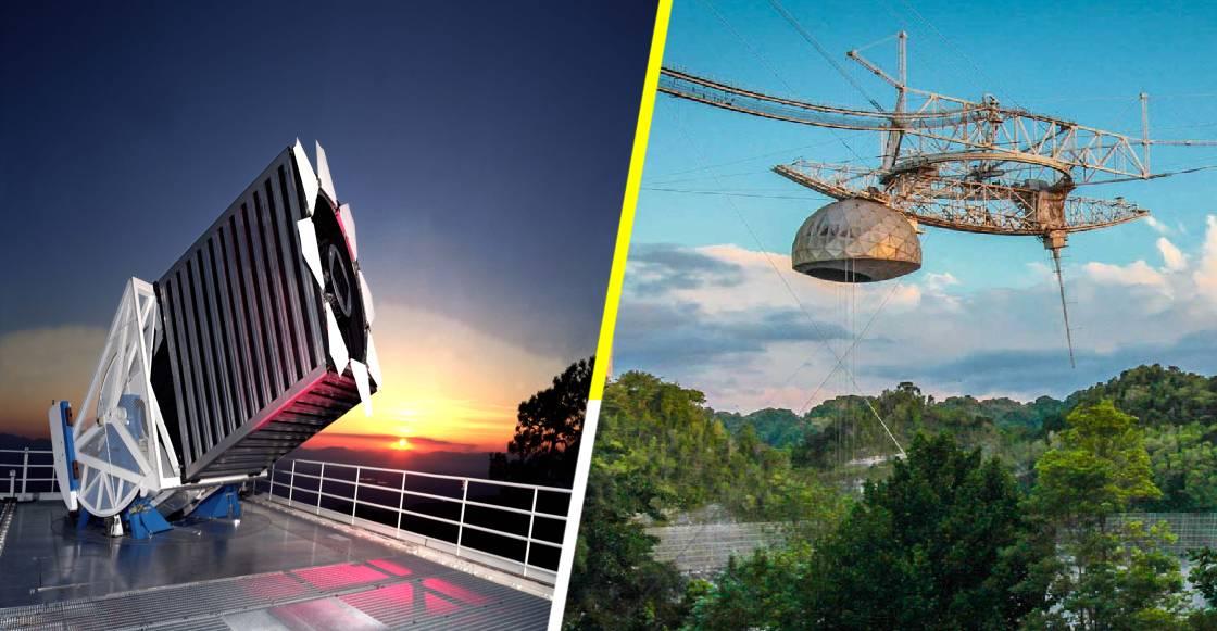 Estudiantes, científicos y gobernadores imploran salvar el Observatorio de Arecibo