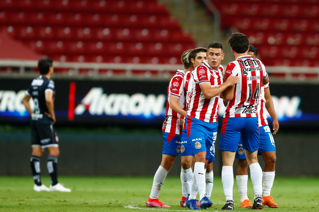 The words of Víctor Manuel Vucetich after the classification of Chivas to the league