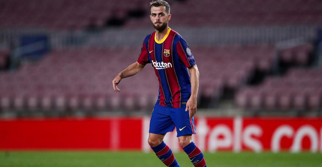 Pjanic no estará satisfecho en el Barcelona 'hasta ser titular y ganar muchos títulos'