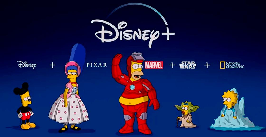¿Por qué sólo hay dos temporadas de 'Los Simpson' en Disney+?