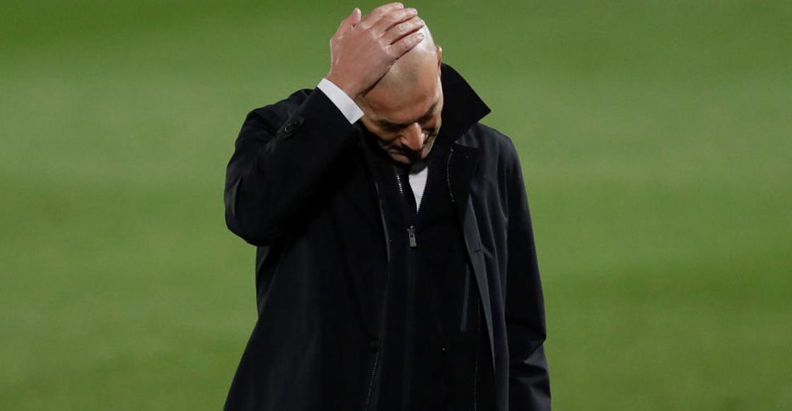 """""""Puede ser peor"""": Zidane habló de los casos de coronavirus de Casemiro y Eden Hazard"""