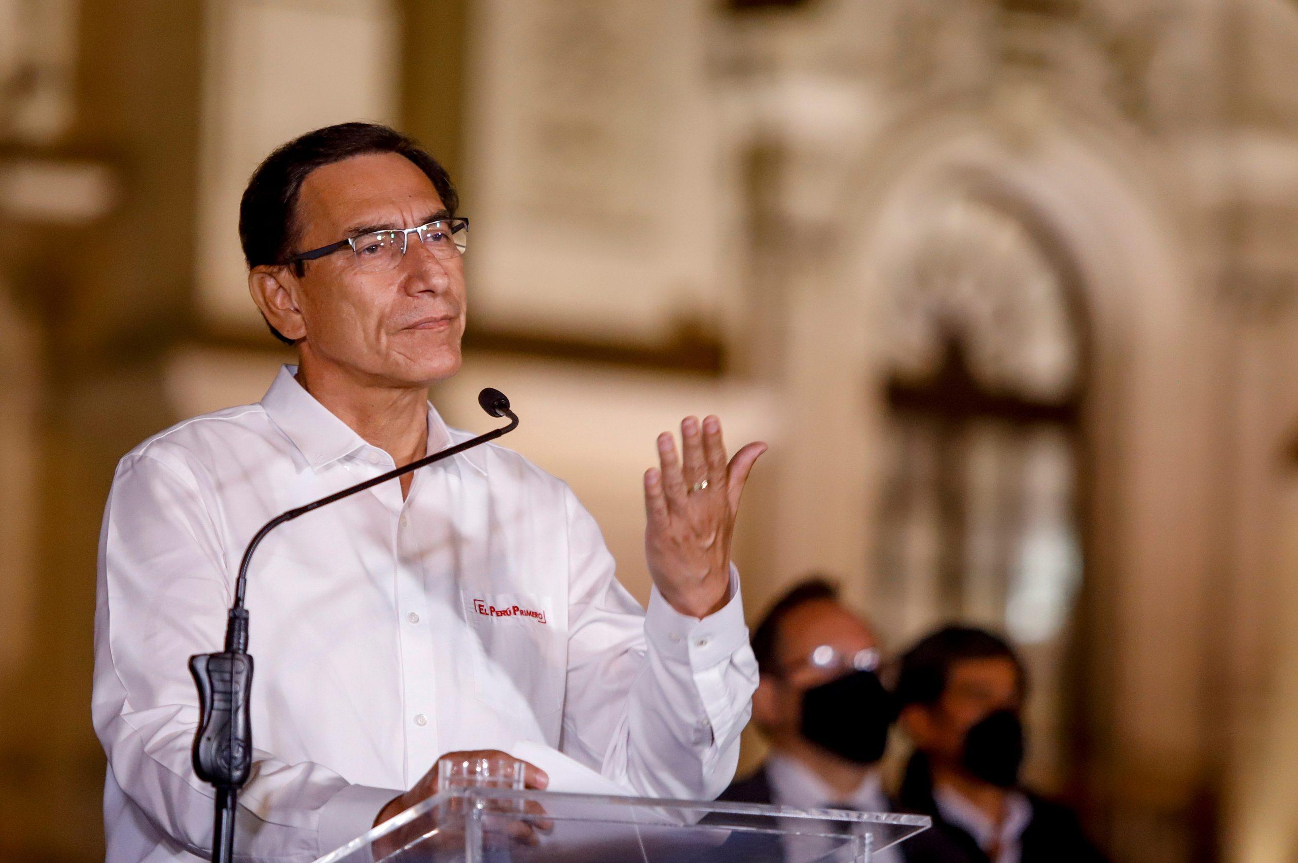 ¿Quién es Richard Swing y por qué estuvo a punto de causar la destitución de Vizcarra en Perú?