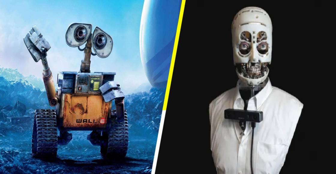 Conoce el único robot de Disney que te sigue con la mirada