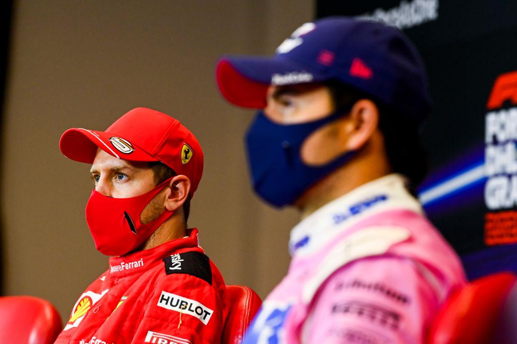 ¡Conduce y vete!  Racing Point planea adelantar la llegada de Vettel para reemplazar a Checo Pérez