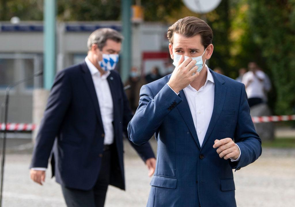 Austria decreta toque de queda a partir del día del México-Japón por contagios de coronavirus