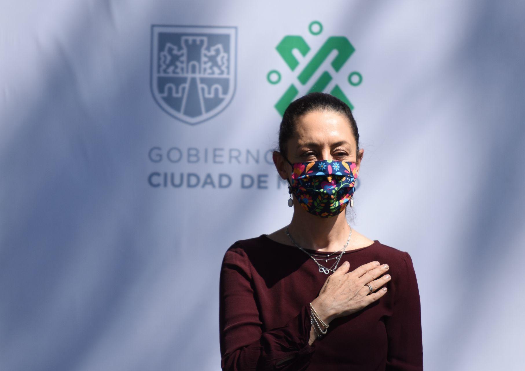 Claudia Sheinbaum retomará actividades presenciales tras vencer al COVID-19