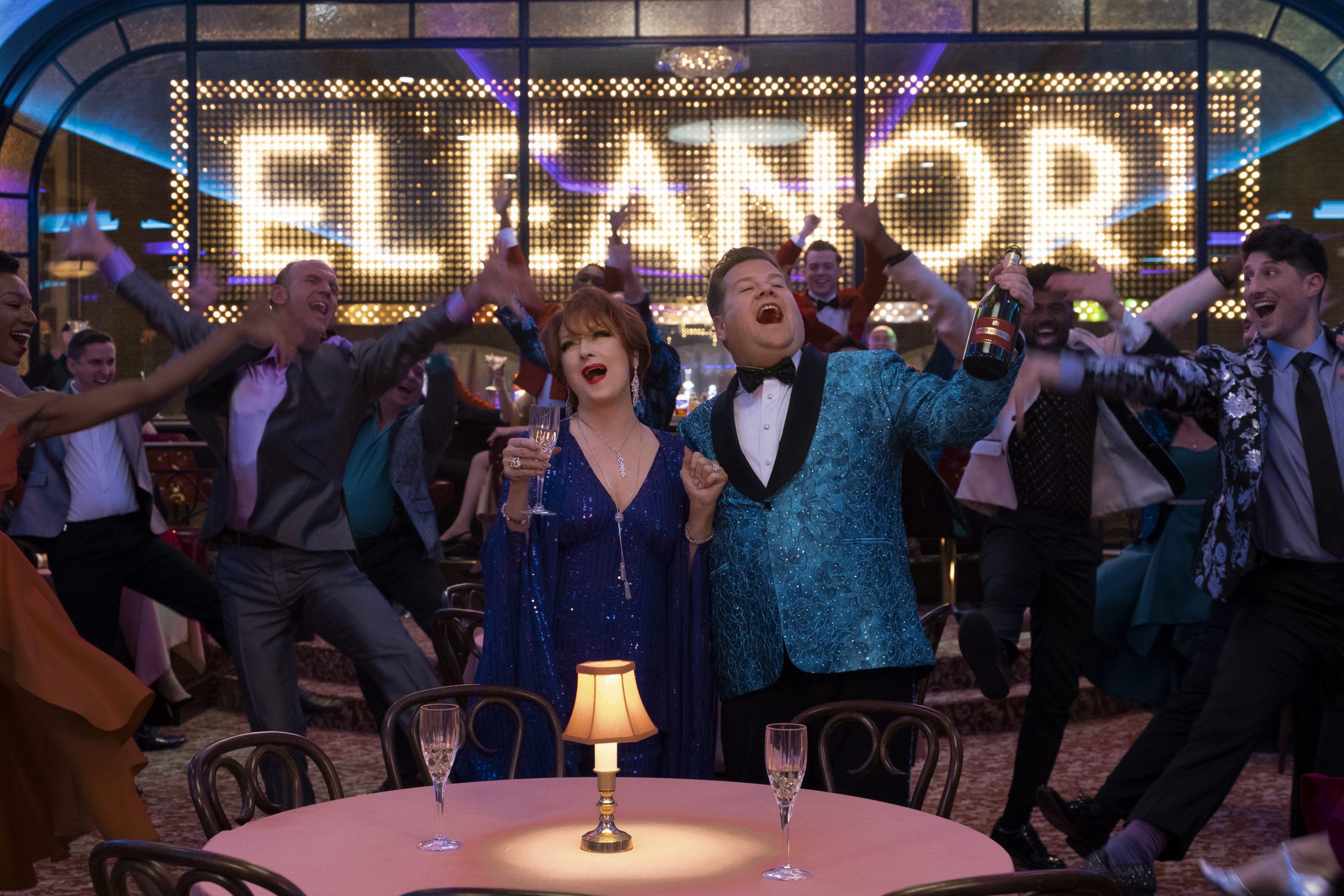 Checa el tráiler de 'The Prom', el musical de Netflix con Meryl Streep y Nicole Kidman