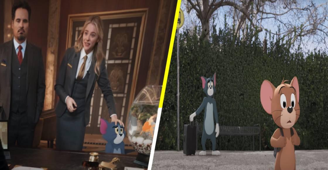 ¡Insuperable! El primer tráiler de 'Tom & Jerry' en live action te va a encantar
