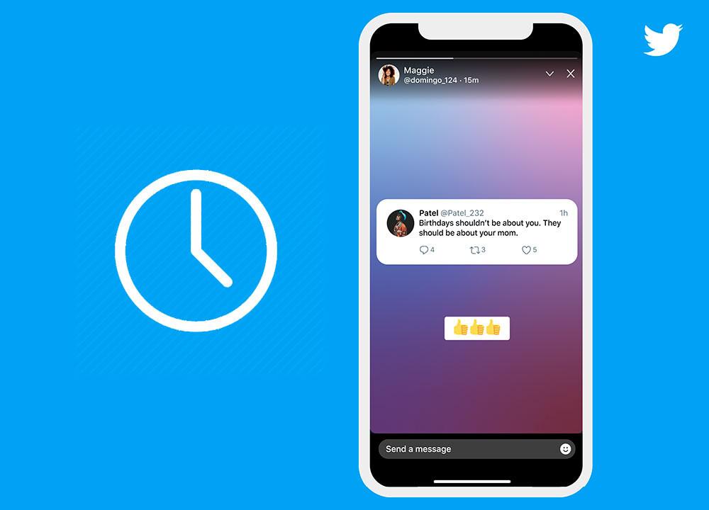 Twitter lanza Fleets, una nueva función para compartir 'stories' en su plataforma