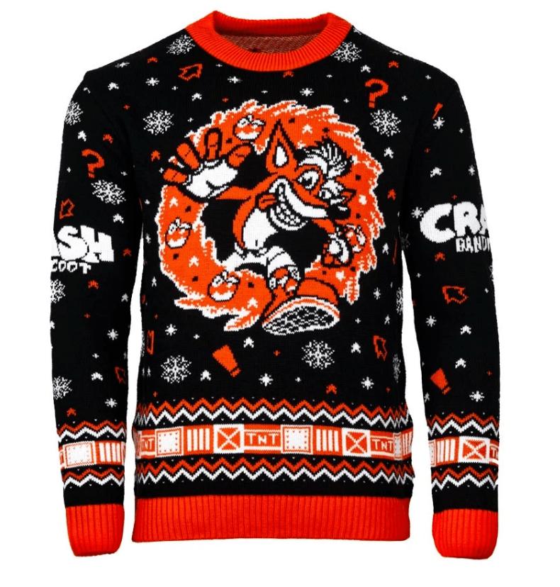 25 'ugly sweaters' navideños inspirados en bandas, películas y series