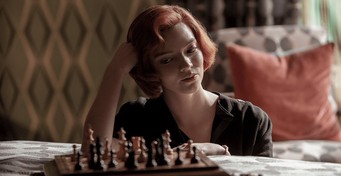 Con razón: Las ventas de tableros de ajedrez crecieron en el mundo gracias a 'The Queen's Gambit'