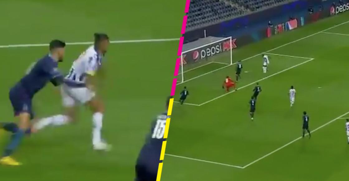 ¡De crack! Te dejamos las dos asistencias del 'Tecatito' Corona en el triunfo del Porto en la Champions League